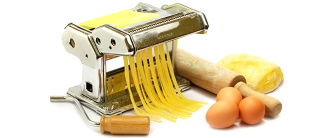 Приготвяне на домашна паста