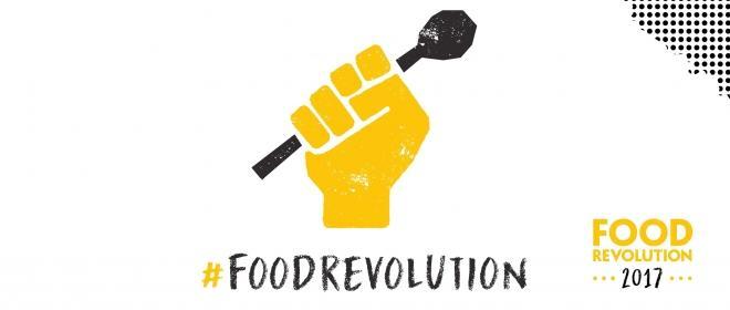 Лесни палачинки с боровинки - рецепта за Food Revolution 2017