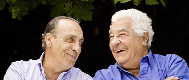 Антонио и Дженаро