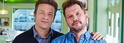 Jamiejev i Jimmyjev gastronomski izazov