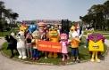 4ª Corrida da Criança junta heróis da TV para prevenir a obesidade infantil