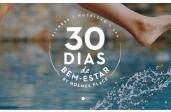 """HOLMES PLACE LANÇA PROGRAMA """"30 DIAS DE BEM-ESTAR"""""""