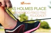 Holmes Place - O Exercício Físico Traz Felicidade