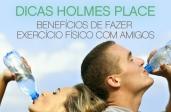 Holmes Place - BENEFÍCIOS DE FAZER EXERCÍCIO FÍSICO COM AMIGOS