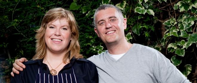 Allegra McEvedy e Paul Merrett
