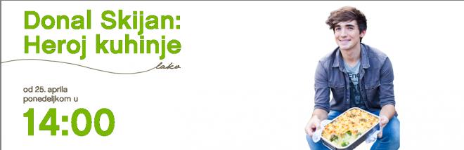 Donal Skijan: Heroj kuhinje