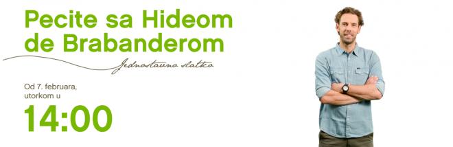 Pecite sa Hideom