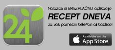 24Kitchen Recept dneva - App Store