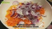 Ramstek v sladko-kisli omaki