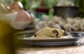 Kremalı Ispanak Dolgulu Tavuk Göğsü