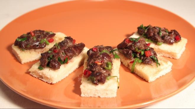 Nigella's steak tartare recipe - BBC Food