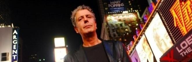 Anthony Bourdain: U prolazu