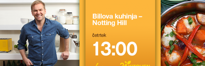Billova kuhinja: Notting Hill
