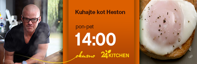 Kuhajte kot Heston