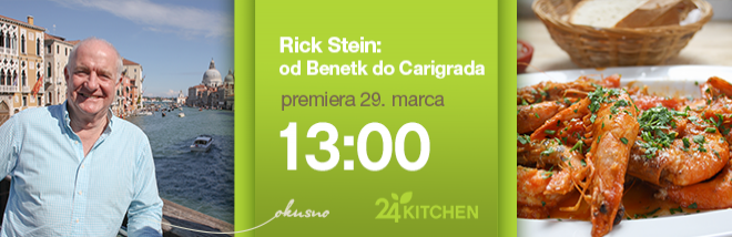 Rick Stein: Od Benetk do Carigrada